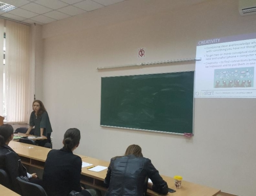 Transfer of good practices in teaching from European to  Moldova universities partners