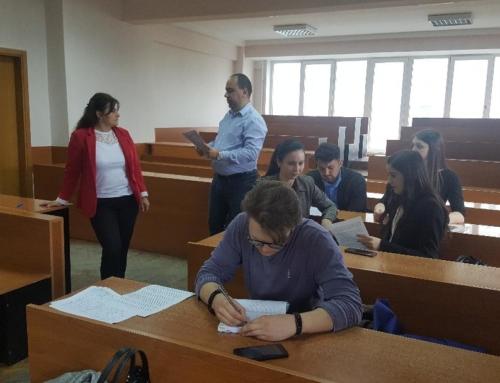 ReSTART: Second visit of teachers from partner universities