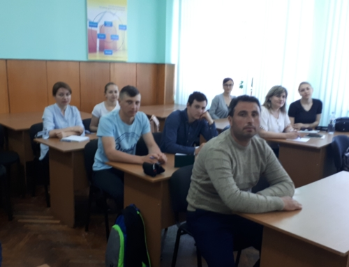 The forth Information Session of ReStart Project took place at the State Agrarian University of Moldova