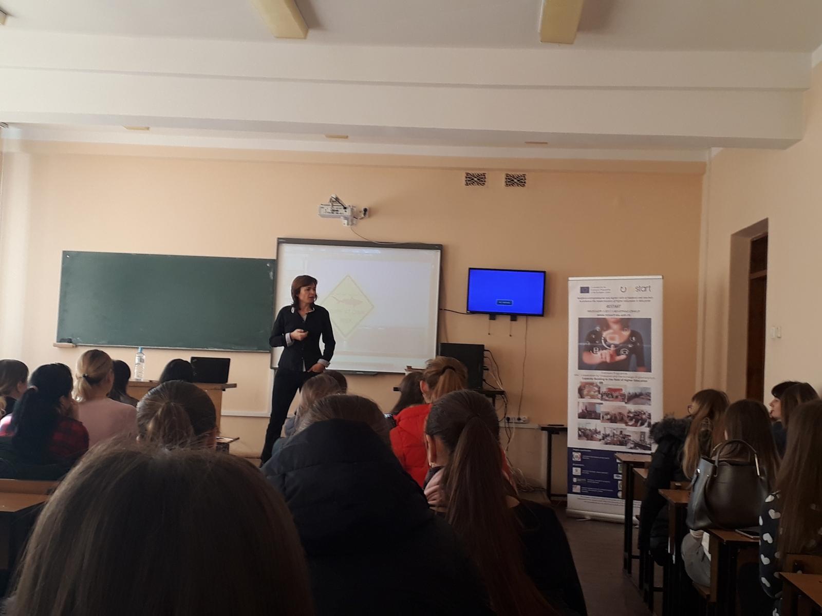 Teaching in Balti