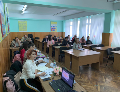 The third  Information Session of ReSTART Project took place at the State Agrarian University of Moldova